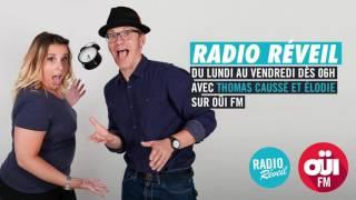 Thomas Caussé, Elodie et Jean-Geek à fond dans le Radio Réveil de OÜI FM (6h-9h) !