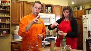 Pama Pomegranate Liqueur's Valentine's Day Cocktail