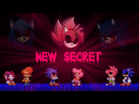 Sally.exe Continued Nightmare NOT PERFECT STAGE SECRET Amy's STAGE