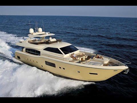 Ferretti Yachts 840 Altura - Art Marine