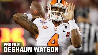 getlinkyoutube.com-Breaking Down Deshaun Watson's Skills | NFL Network | NFL Total Access