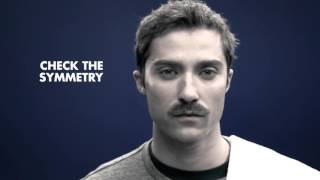 Mustache Styles and Types #8 The Original Stash  Gillette