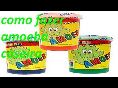 Como fazer amoeba(sem bórax)