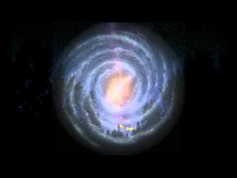 Carl Sagan - Pale blue dot (tribute)