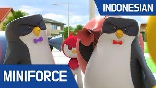 Video [Indonesian dub.] MiniForce S2 EP7 download MP3, 3GP, MP4, WEBM, AVI, FLV Juni 2018