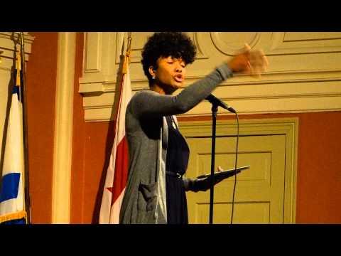 Dominique Christina - 'The Period Poem'