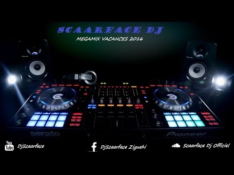 MIX COUPE DECALER VACANCES 2016 byDJ SCAARFACE
