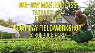 THE URBAN FARMER IN NEW ZEALAND!!