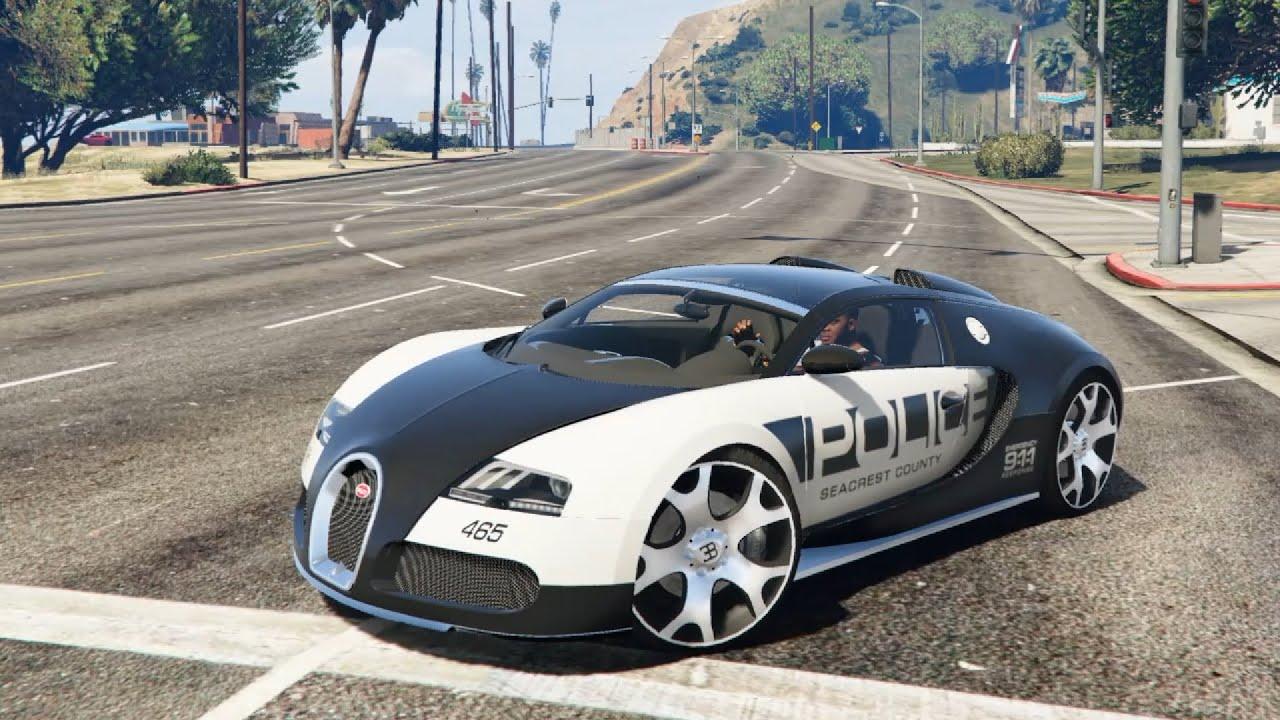 bugatti veyron need for speed hot pursuit police gta v 10k enromovies. Black Bedroom Furniture Sets. Home Design Ideas