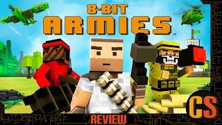 8-BIT ARMIES - PS4 REVIEW