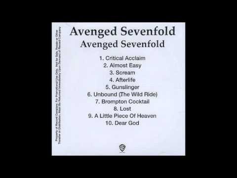 Avenged Sevenfold - Lost (Instrumental) *RA7X exclusive*