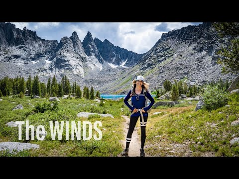 Backpacking the Wind River Range | Cirque of the Towers Loop via Texas Pass | Jackass Pass | CDT