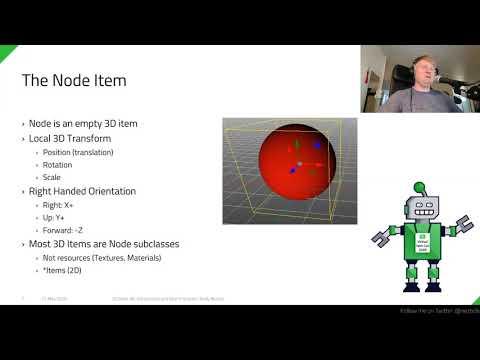Qt Quick 3D Introduction & Best Practices {Qt Virtual Tech Con 2020}