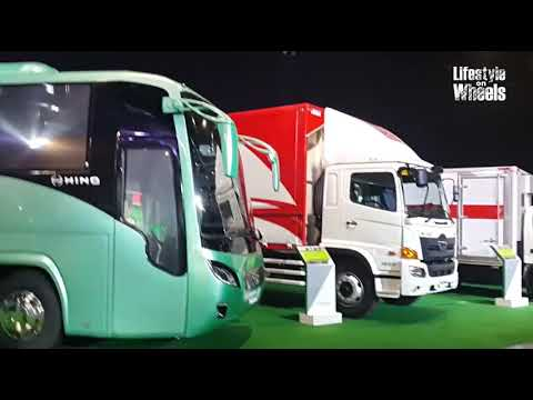Hino Gears Up For Robust Market With New Euro 4-Powered Fleet