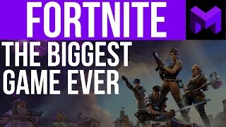 Fortnite Battle Royale: Why Fortnite became the Most Watched Game on Twitch