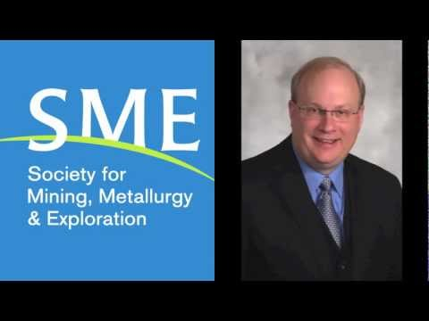Dave Kanagy, Executive Director, Society for Mining, Metallurgy and Exploration