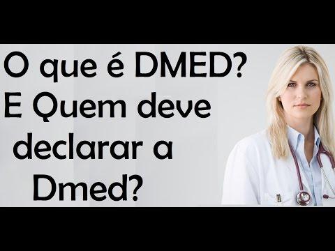 🔴 O que é DMED? E Quem deve declarar a Dmed?