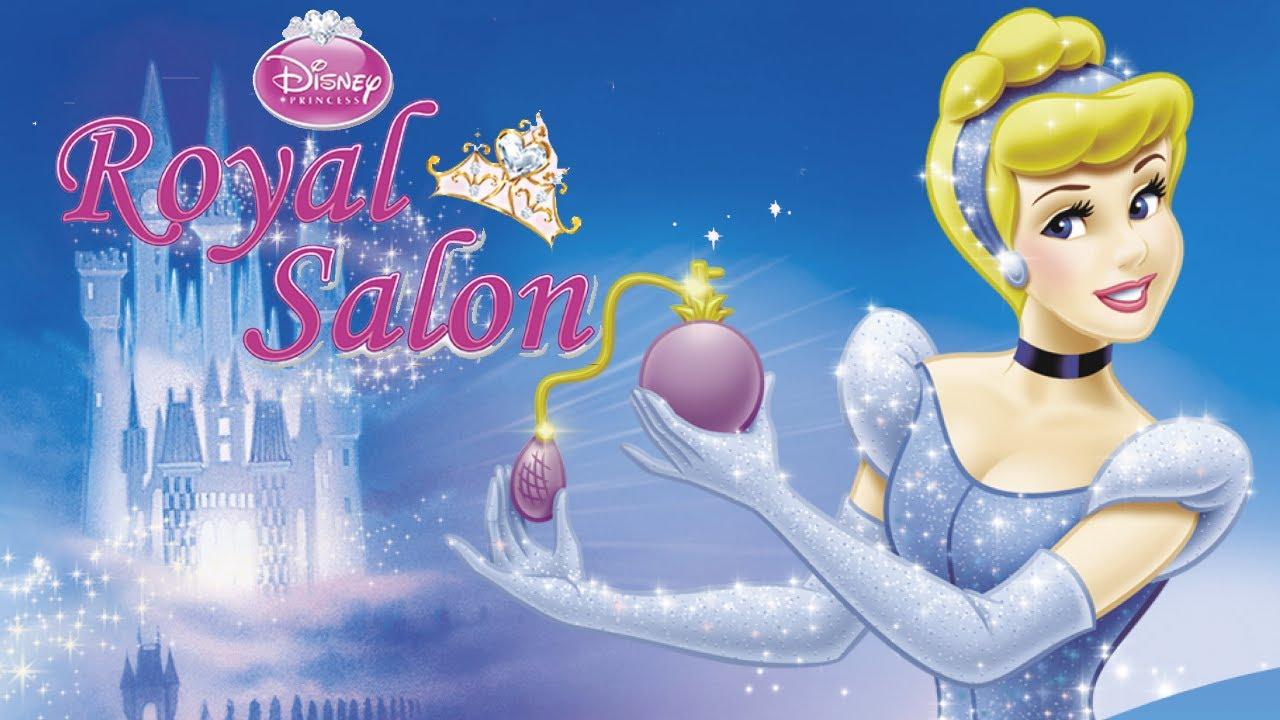 Disney Princess Royal Salon