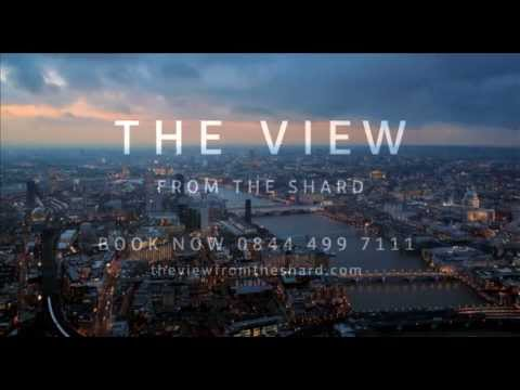 London's Highest and Best View - The View from The Shard