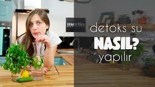 NASIL?: Detoks Su nasıl yapılır | Merlin Mutfakta Mutfak İpuçları