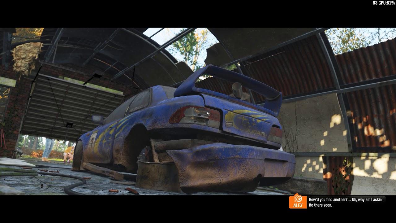 Forza Horizon 4 Lakehurst Forest Barn Find Youtube