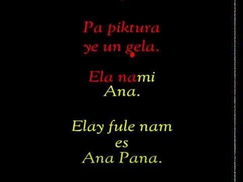 L02 - Ana Pana pa Lidepla - Om Ana