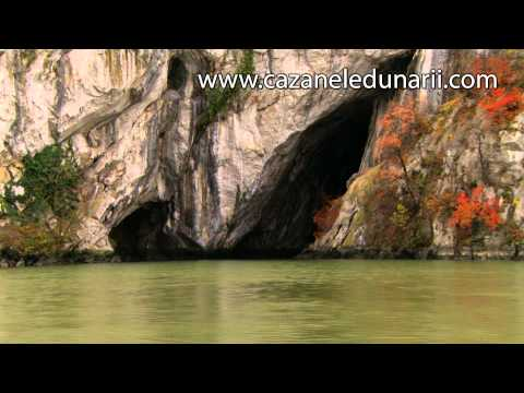 Cazanele Dunarii-descopera Romania