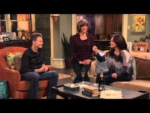 Hot in Cleveland Blooper: Tim Daly Guest Stars