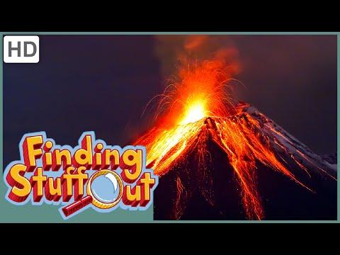 "Finding Stuff Out - ""Volcanoes"" Season 1, Episode 13 (FULL EPISODE)"