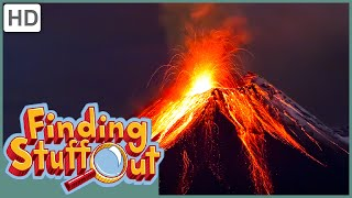 "Finding Stuff Out - ""Volcanoes"" Season 1, Episode 13 (FULL EPISODE)"
