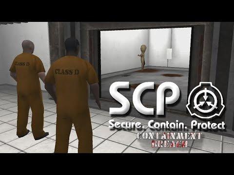 SCP Containment Breach - Part 1
