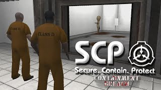 SCP Containment Breach - Part 1