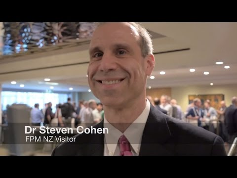 Interview with Dr Steven Cohen, Johns Hopkins School of Medicine