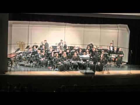 Sycamore High School Symphonic Band 2014-12-10