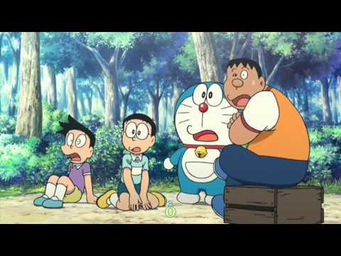 Amu to Emu no uta(Pippo's Song)- Doraemon- Nobita và binh đoàn người sắt