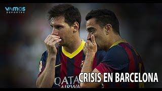 Esta es la crisis del Barcelona