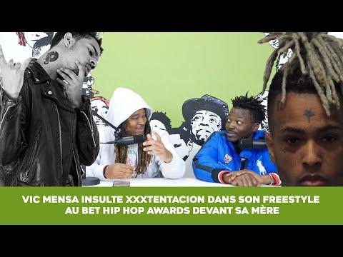 Vic Mensa insulte XXXTentacion pendant son freestyle au BET Awards devant sa mère !
