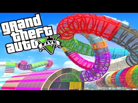 GTA 5 Online: THE MOST INSANE JOBS PLAYLIST - New GTA 5 MAPS AND JOBS (GTA 5 Online Gameplay)