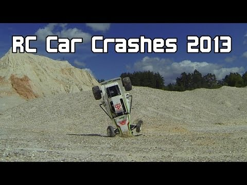 RC-Films: RC Car Crashes 2013