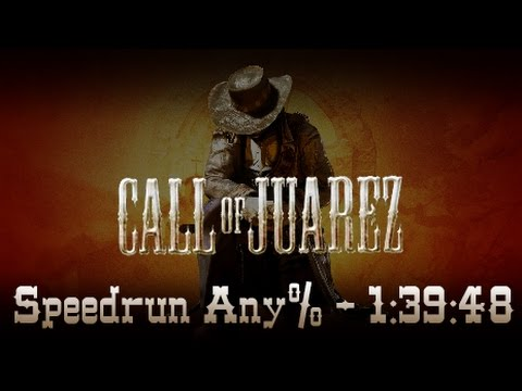 Call of Juarez Speedrun Any% in 1:39:48