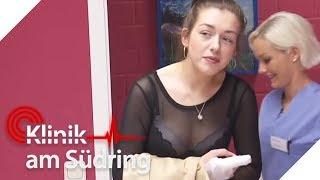 Zu sexy? Ben krampft, wenn er sein Date sieht | Klinik am Südring | SAT.1 TV