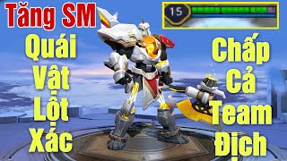 [Gcaothu] Quái vật lột xác một mình chấp cả team địch đánh - Arduin tăng sức mạnh khủng