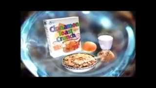 Toon Disney - Cinnamon Toast Crunch Fortune Teller (2003)