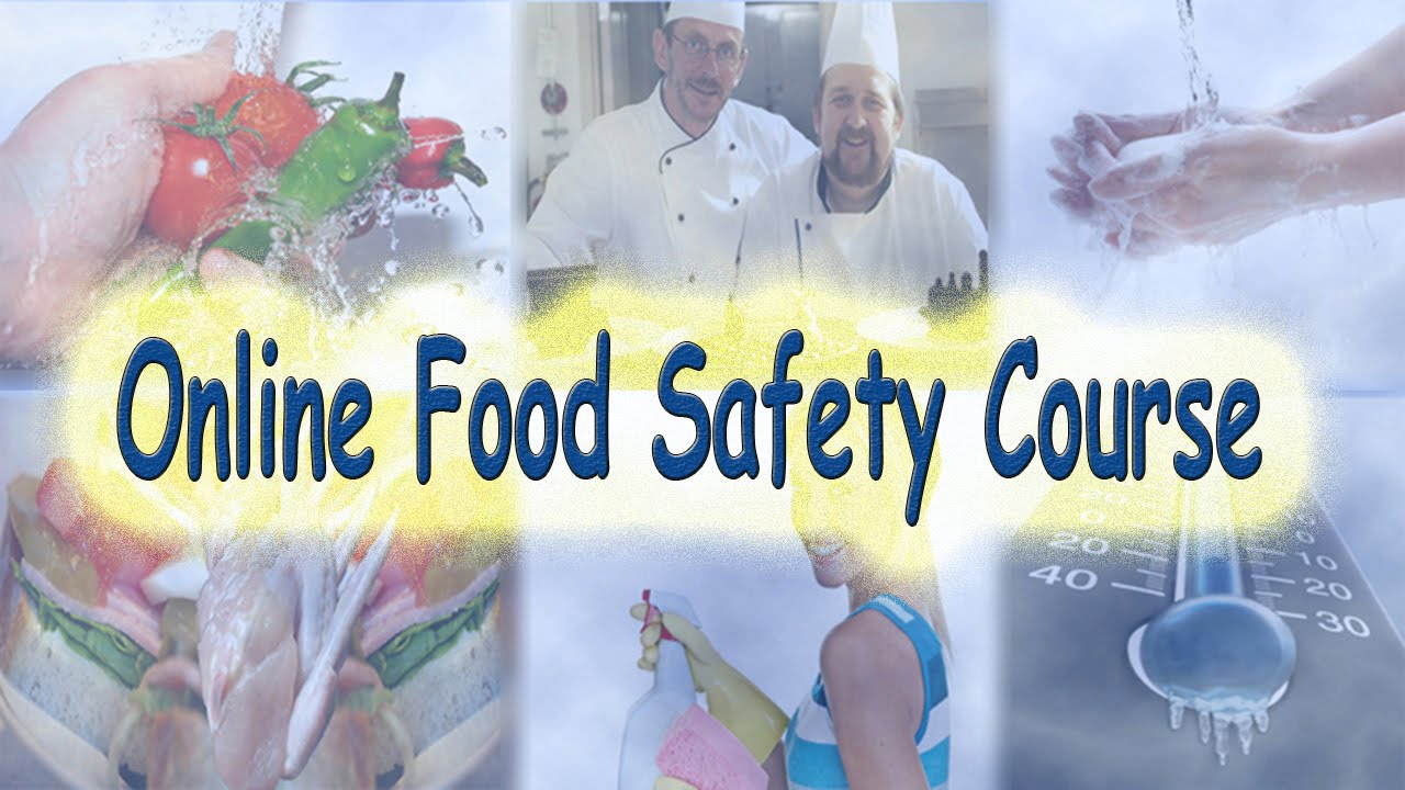 online food safety course