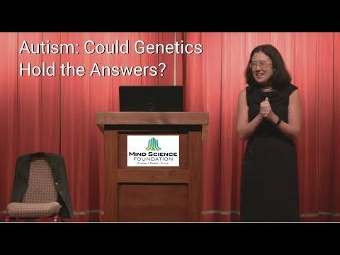 Wendy Chung and Autism: Could Genetics Hold the Answers?