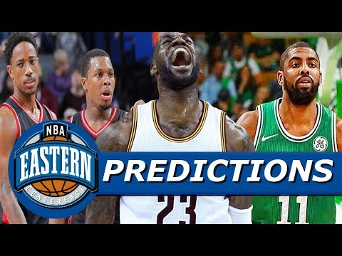 2018 NBA Eastern Conference Predictions!