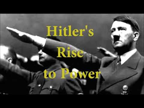 Hitler's Rise to Power - GCSE History Revision: Germany 1918 - 1939