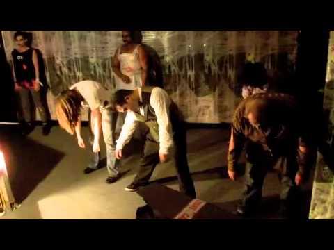 Ticketmaster Thriller - Halloween 2012 (condensed version)