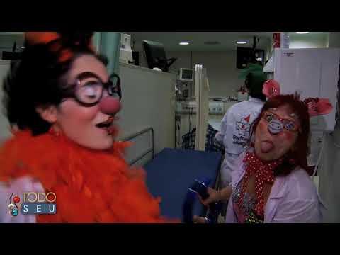 ONG Doutores Da Alegria | Especial De Natal - Todo Seu (24/12/17)
