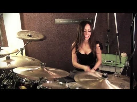 SYSTEM OF A DOWN - AERIALS - DRUM COVER BY MEYTAL COHEN